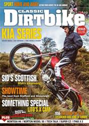 Classic Dirt Bike issue Issue #38