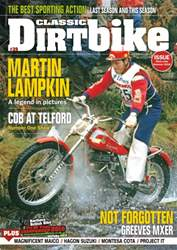Classic Dirt Bike issue Issue #39