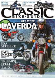 Classic Bike Guide issue July 2016