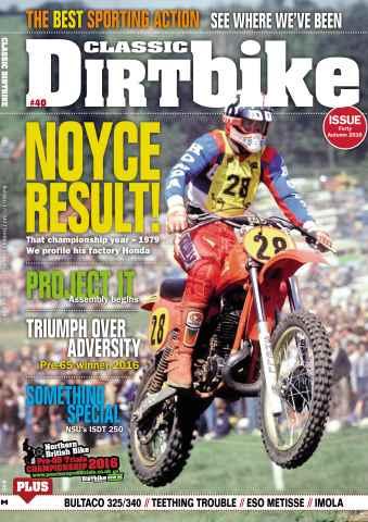 Classic Dirt Bike Preview 1