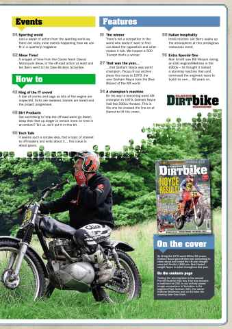 Classic Dirt Bike Preview 5