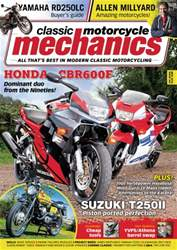 Classic Motorcycle Mechanics issue May 2016