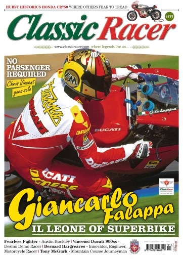 Classic Racer issue January - February 2016