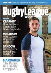 Rugby League World issue 413
