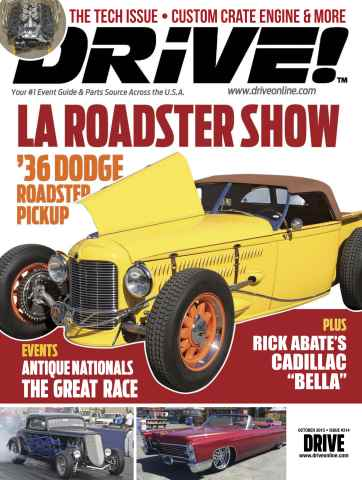 Drive issue October 2015