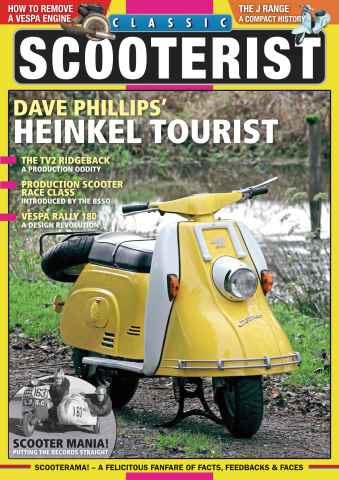 Classic Scooterist issue Feb - Mar 2016