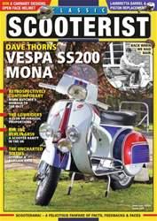 Classic Scooterist issue Jun - Jul 2016