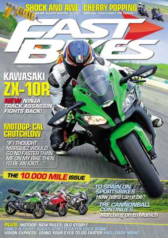Fast Bikes issue 311 - March 2016