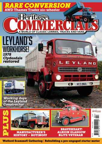 Heritage Commercials Magazine issue February 2016