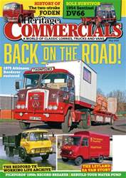 Heritage Commercials Magazine issue May 2016