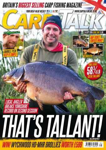 Carp-Talk issue 1087