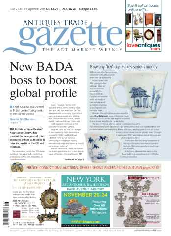 Antiques Trade Gazette issue 2206