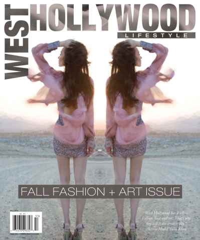 West Hollywood Lifestyle issue Fall 2015