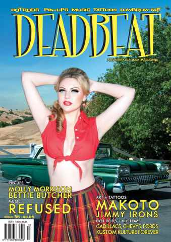 Deadbeat issue Issue 35