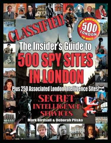 Eye Spy issue CLASSIFIED