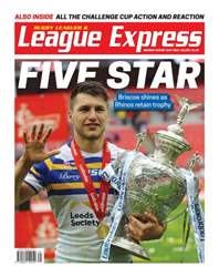 League Express issue 2982