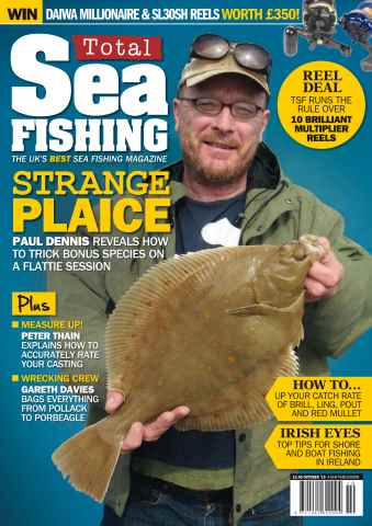 Total Sea Fishing issue October 2015