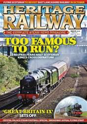 Heritage Railway issue 215