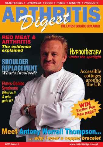 Arthritis Digest issue 2015 Issue 5