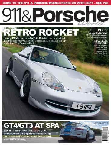 911 & Porsche World issue 911 & Porsche World Issue 259 October 2015