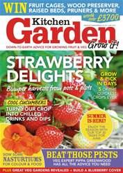 Kitchen Garden Magazine issue June 2016