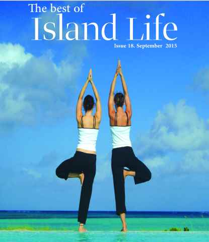 Island Life issue Issue 18 - September 2015