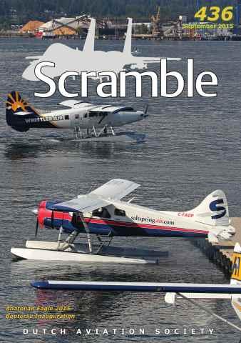 Scramble Magazine issue 436 - September 2015