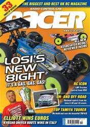Radio Control Car Racer issue Oct 15