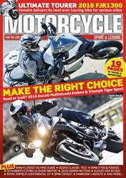 Motorcycle Sport & Leisure issue June 2016