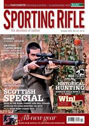 Sporting Rifle issue October 2015