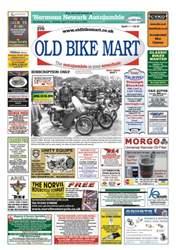 Old Bike Mart issue April 2016