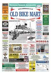 Old Bike Mart issue May 2016
