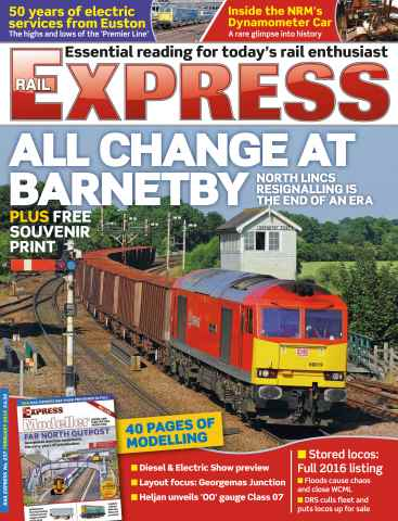 Rail Express issue February 2016