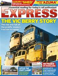 Rail Express issue May 2016