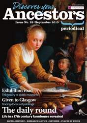 Discover Your Ancestors issue September 2014