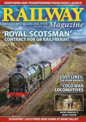 Railway Magazine issue May 2016