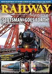 Railway Magazine issue June 2016
