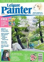 Leisure Painter issue Oct-15