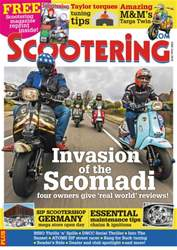 Scootering issue June 2016