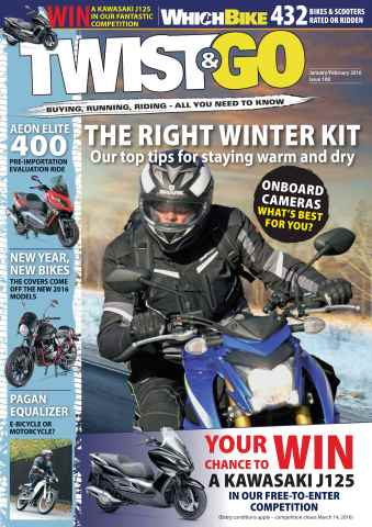 Twist & Go issue Jan-Feb 2016