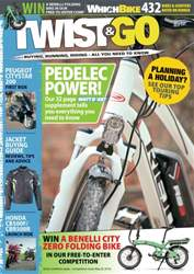 Twist & Go issue May - June 2016