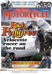The Classic MotorCycle issue June 2016