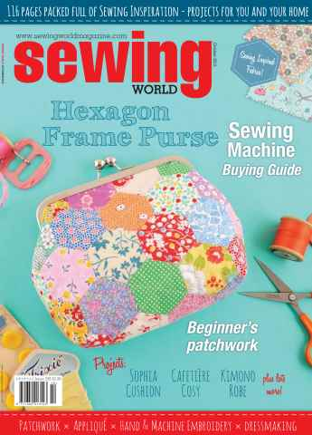 Sewing World issue October 2015
