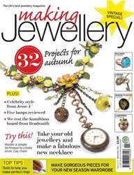 Making Jewellery issue November 2011