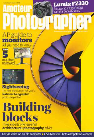 Amateur Photographer issue 12th September 2015