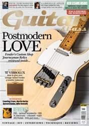 Guitar & Bass Magazine issue Oct-15