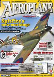 Aeroplane issue No.463 Spitfire's new markings