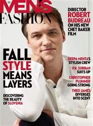 Men's Fall 2015 issue Men's Fall 2015