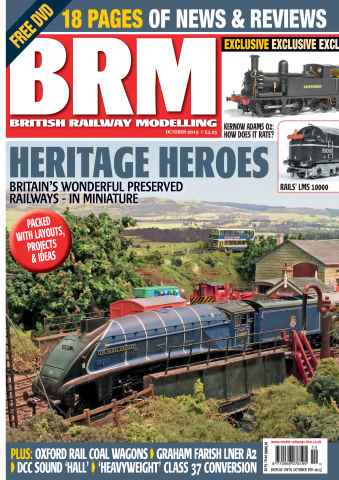 British Railway Modelling issue October 2015