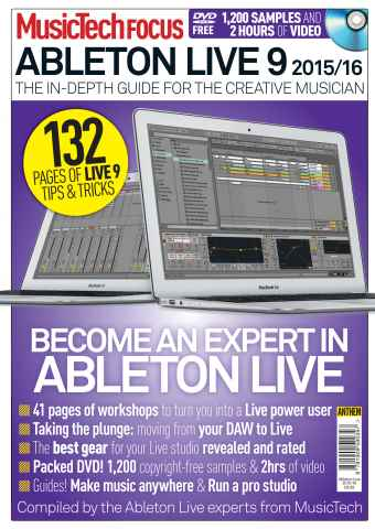MusicTech Focus Series issue 40